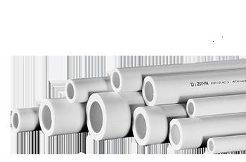 Монолитные полипропиленовые трубы